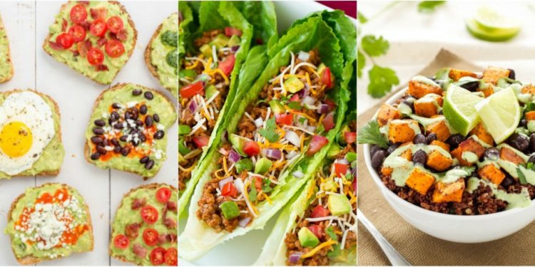 21 Healthy Lunch Ideas
