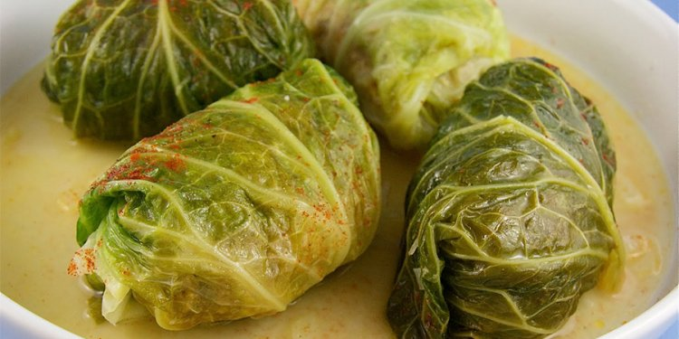 Stuffed-chinese-cabbage-rolls