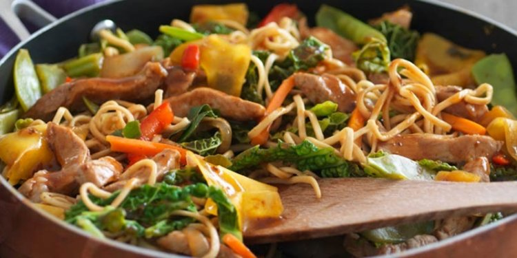 Pork stir fry recipe authentic