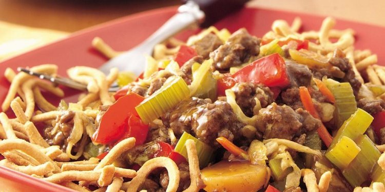 Beef Chow Mein recipe from