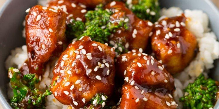 Best General Tso s Chicken