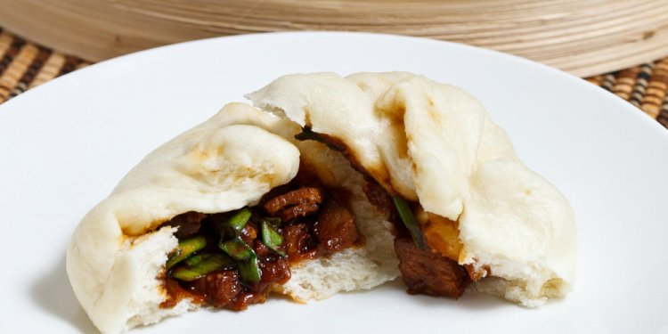 Chinese Bbq Pork Char Siu Bao