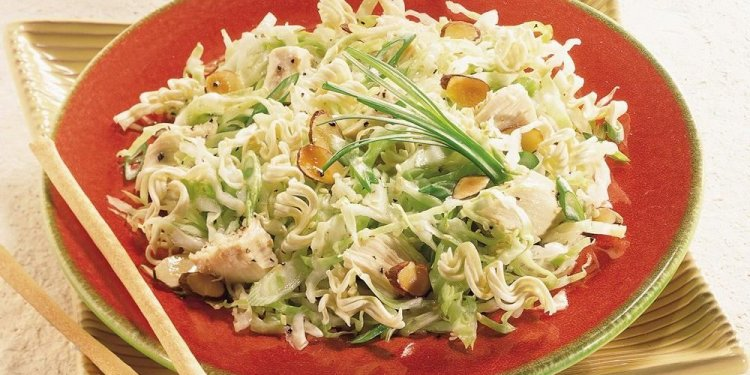 Recipe: chinese cabbage salad