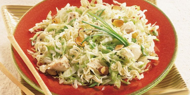 Recipe: chinese chicken salad