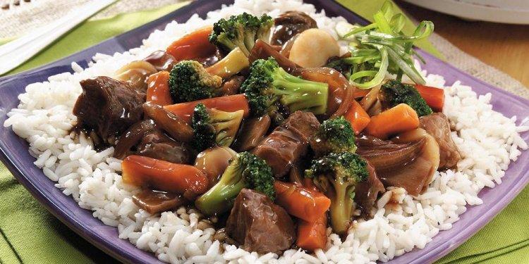 Chop Suey chop suey with tofu