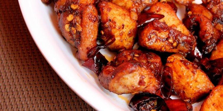 Cook like Priya: Garlic