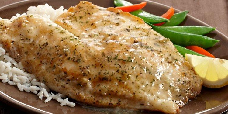 Breaded Fish Recipe Fish