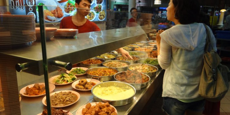 Food in Asia: The Good