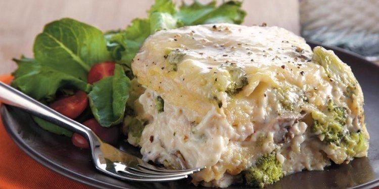 Slow-Cooker frango Broccoli
