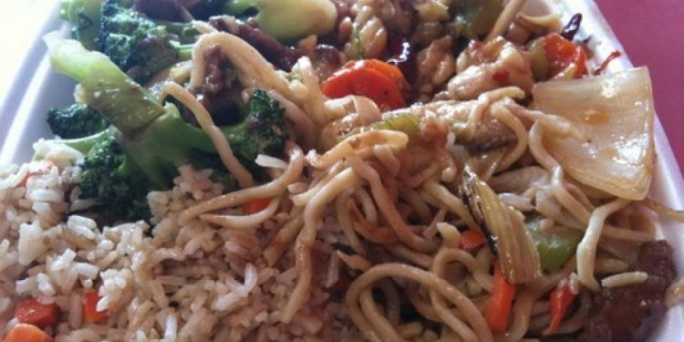 Stir Fry Chinese Food