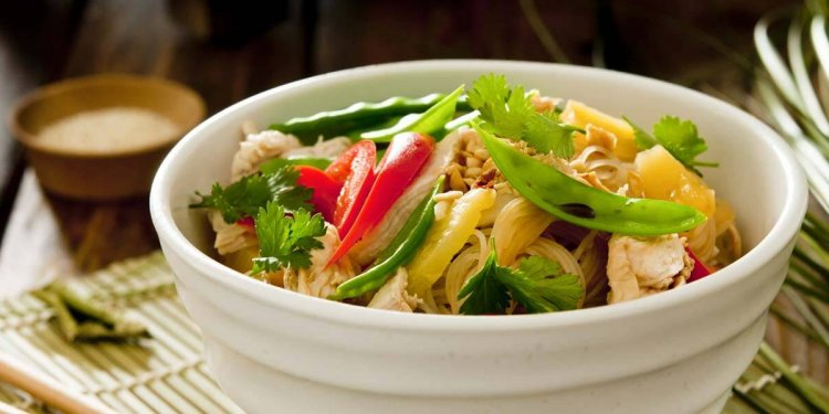 Top 10 Healthy Chinese Salad