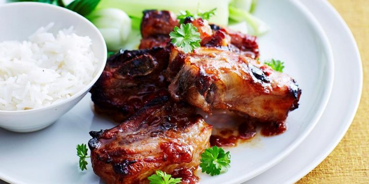 #6 Pork Spare Ribs With Chilli