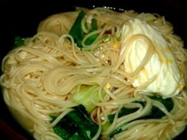 A simple traditional Chinese noodle recipe