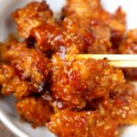 baked general Tso chicken recipe