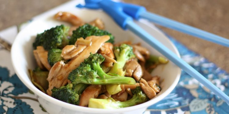 Chinese Vegetable Stir Fry