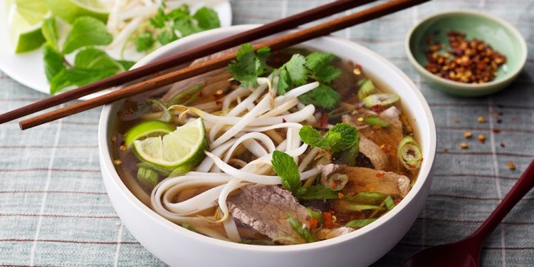Chinese Beef Noodles soup recipe