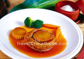 Braised Abalone, Shandong Cuisine