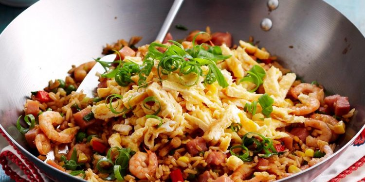 Chinese Fried rice recipe restaurant style