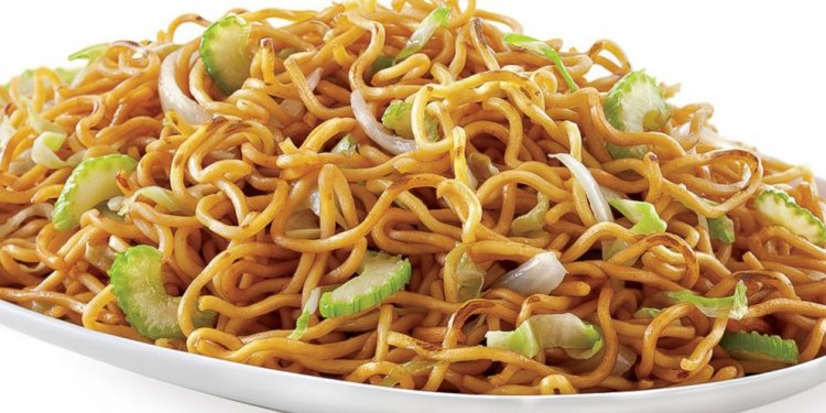 Real Chinese Chow Mein recipe