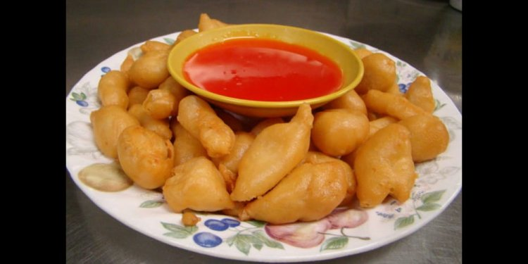 Chinese Sweet and Sour Chicken batter recipe