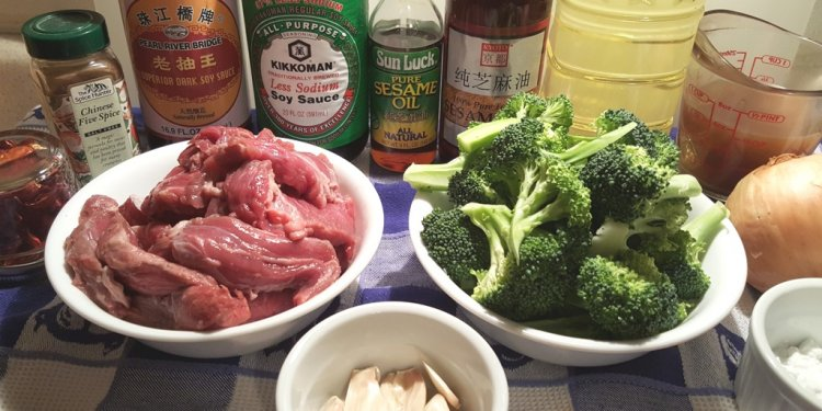 Chinese Beef and Broccoli Recipes