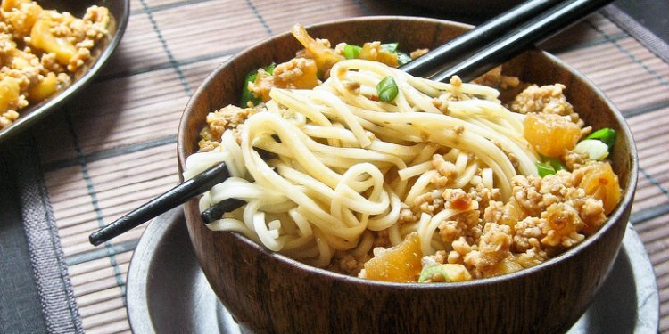 Authentic Chinese noodles recipe