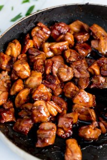 Simple Chicken Teriyaki Stir Fry |
