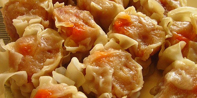 Beef Siomai recipe Chinese Style