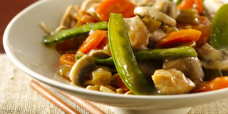 Authentic Chinese Chicken Chow Mein recipe
