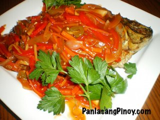 Sweet-and-Sour-Fish