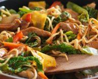 Authentic Chinese pork stir fry Recipes