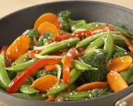 Authentic Chinese vegetables Stir Fry recipe