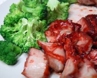 Chinese BBQ Pork recipe red