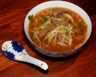 Chinese Beef brisket soup recipe