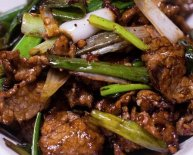 Chinese Beef Chop Suey recipe