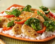 Chinese chicken and Vegetable Stir Fry recipe