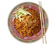 Chinese cold Sesame noodles recipe