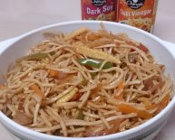 Chinese Hakka noodles recipe