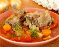 Chinese style oxtail Soup Recipes