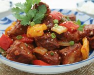 Chinese Sweet and Sour Spareribs recipe