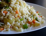 Chinese Veg Fried rice recipe