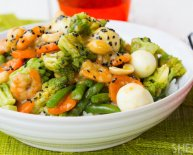 Chinese vegetables Stir Fry sauce recipe