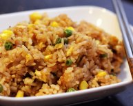 Easy Egg Fried rice recipe Chinese