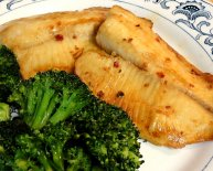 Fish fillets recipe Chinese Style
