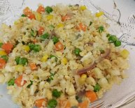 Fried rice Chinese style recipe