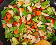 Healthy Asian food Recipes