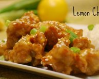 Recipe for Chicken Chinese Style