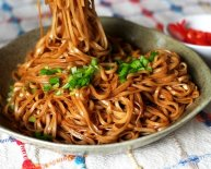 Recipes with Chinese noodles
