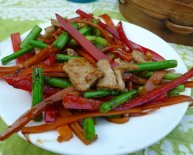 Simple Chinese Stir Fry