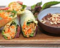 Spring Rolls dipping sauce recipe Chinese